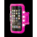 WOWOW atstarojošs viedtālruņa maks 3.0 ar LED