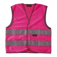 WOWOW atstarojoša bērnu veste rozā L izmērs