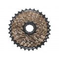 "SHIMANO HG Cassette Sprocket ""CS-HG 20"" model 2012"